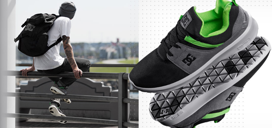 Акции DC Shoes в Щербинке